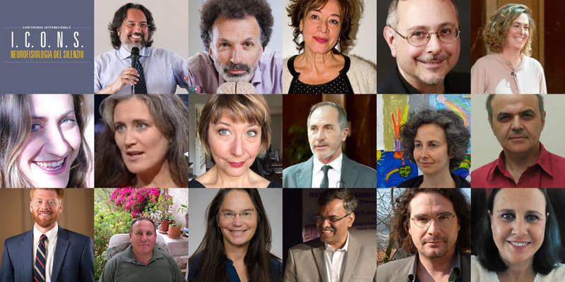 ICONS collage relatori