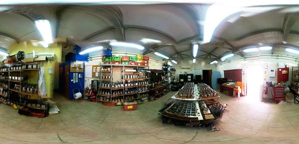 laboratorio di Ashkelon