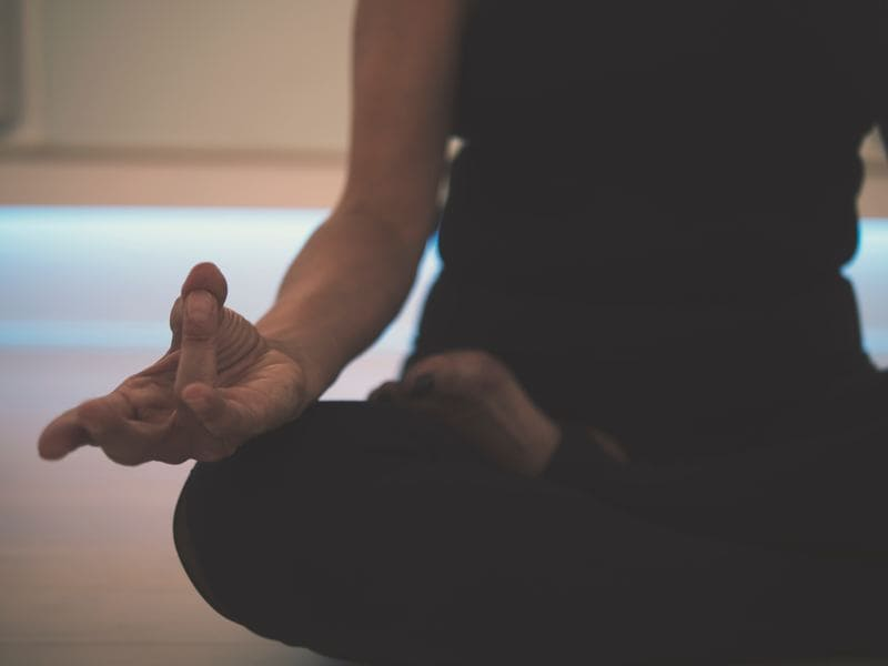 la meditazione fa bene